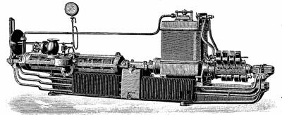 Turbosatz de Parsons
