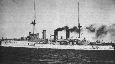 Grand croiseur SMS Freya