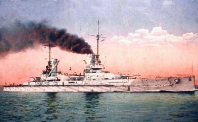 Corazzata SMS Friedrich der Große