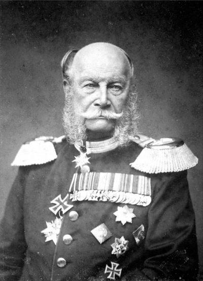 Податель имени корабля императора Вильгельма Великий