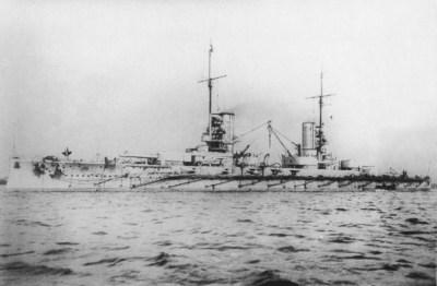 Cuirassé SMS König Albert