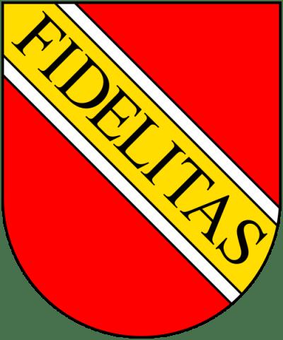 Ship emblem of the SMS Karlsruhe