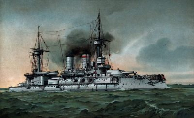 Nave di linea SMS Kurfürst Friedrich Wilhelm