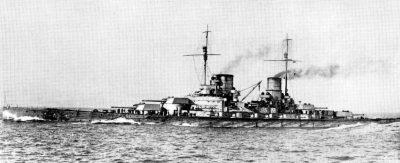 Grand croiseur (croiseur de combat) SMS Lützow