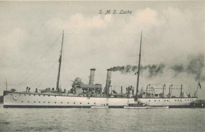 Cannoni Imbarcazione SMS Luchs