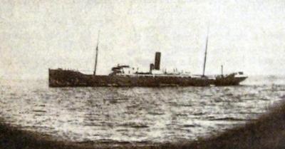 Auxiliary cruiser SMS Möve