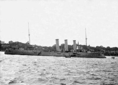 Piccoli incrociatori SMS München