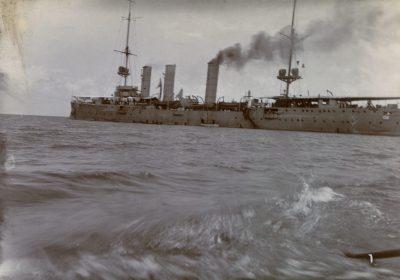Маленький крейсер СМС Нюрнберг