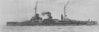 Corazzata SMS Nassau