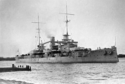 Battleship SMS Rheinland