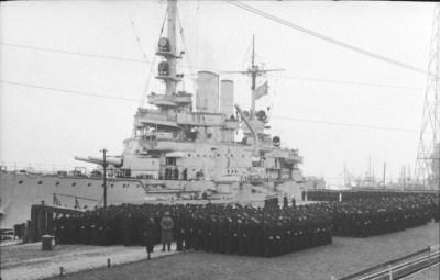 SMS Schlesien en 1939