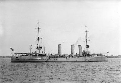 Piccoli incrociatori SMS Stettin
