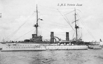 SMS Victoria Louise dopo la sua conversione