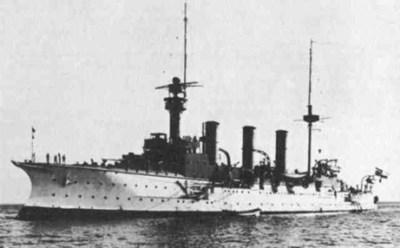 Grande incrociatore SMS Vineta