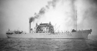 SMS Vulkan del 1908