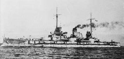 Battleship SMS Westfalen
