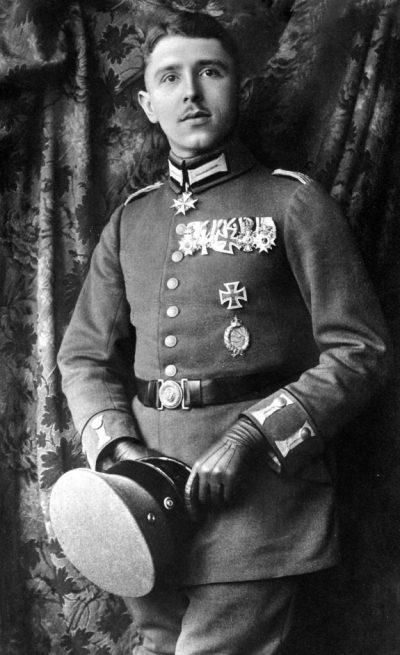 Макс Иммельманн