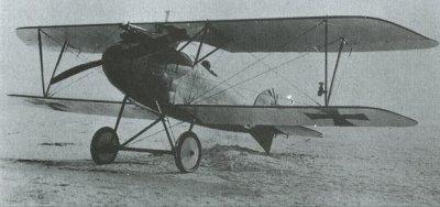 信天翁D.III