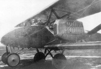 信天翁G.III
