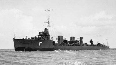 Distruttore HMS Afridi