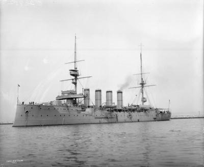 Nave da battaglia HMS Antrim