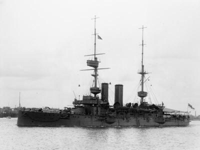 Bateau de ligne HMS Bulwark