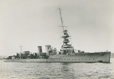 Incrociatore leggero HMS Calypso