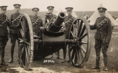 军械BL 5英寸榴弹炮