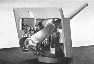 QF 4,7英寸枪作为船的第1890枪