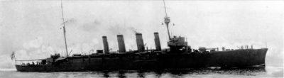 Incrociatore leggero HMS Chatham