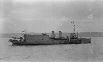 Nave madre dell'aeromobile HMS Engadine