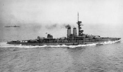 Corazzata HMS Erin