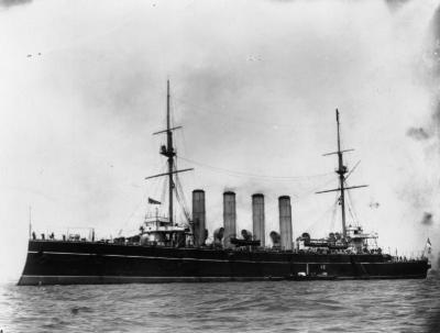 Croiseur protégé HMS Europa