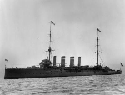 Легкий крейсер ГиС ёальмоут