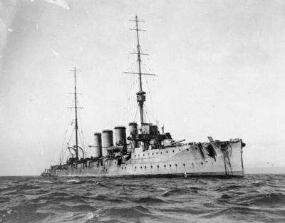 Croiseur léger HMS Glasgow