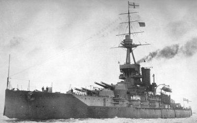 Corazzata HMS Iron Duke