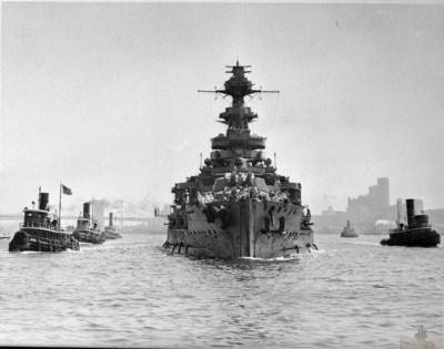 Corazzata HMS Malaya