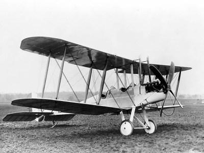 皇家飞机厂B.E.2c