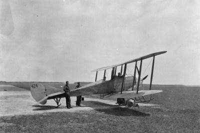 皇家飞机厂B.E.8