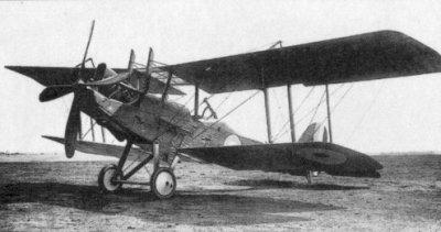 皇家飞机制造厂R.E.8