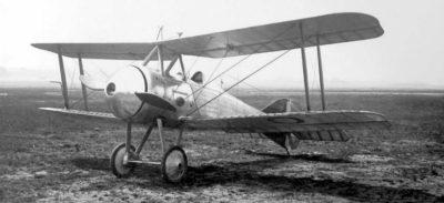 Royal Aircraft Factory S.E.4a