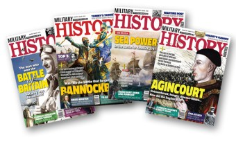 Four issues of Military History Matters