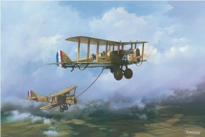 DH9 Refuel - Military Times - Mark Bromley