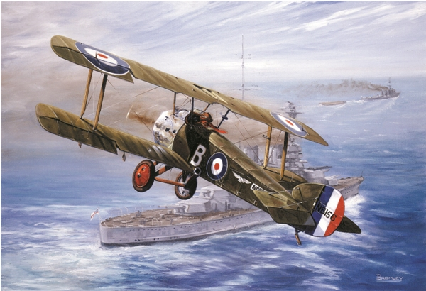 Sopwith Camel picture -  Military Times - Mark Bromley
