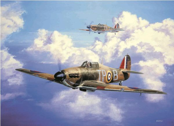 Hurricanes - by Mark Bromley