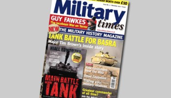 Challenger 2 – Maj  Tim Brown and the Battle for Basra