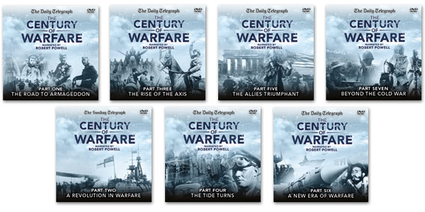 Century of Warfare - Daily Telegraph