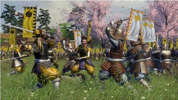 Total War Shogun 2 Screenshot