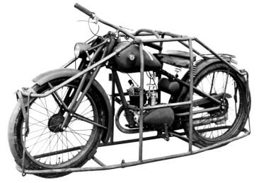 Model RE Flea 1