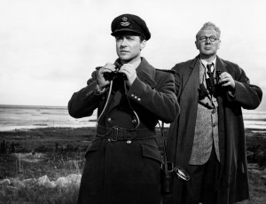 RICHARD TODD & MICHAEL REDGRAVE THE DAM BUSTERS (1955)
